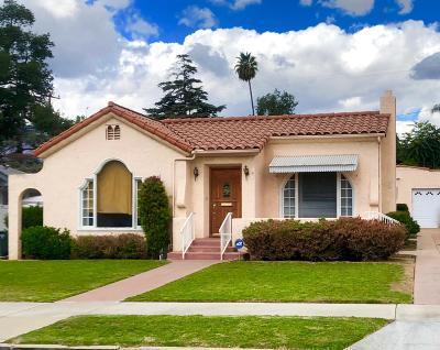 Fillmore Single Family Home For Sale: 539 Kensington Drive