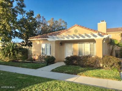 Ventura Condo/Townhouse For Sale: 906 Jonquill Avenue
