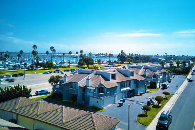 Oxnard Condo/Townhouse For Sale: 3624 Sunset Lane
