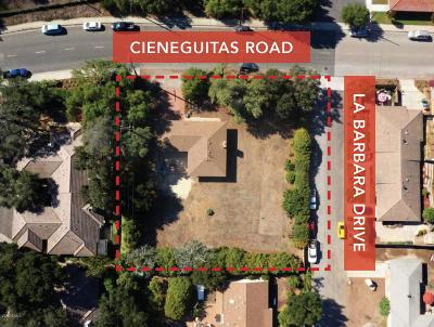 Santa Barbara Single Family Home For Sale: 660 Cieneguitas Road