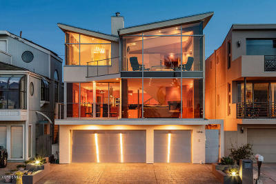 Oxnard Single Family Home Active Under Contract: 136 San Nicholas Avenue