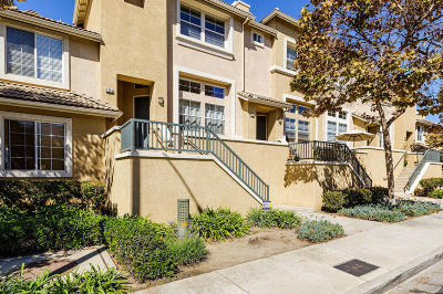 Ventura Condo/Townhouse For Sale: 2369 Ventura Avenue #50