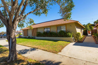 Oxnard Multi Family Home For Sale: 4510 Terrace Avenue
