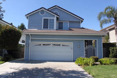 Moorpark Rental For Rent: 11975 River Grove Court