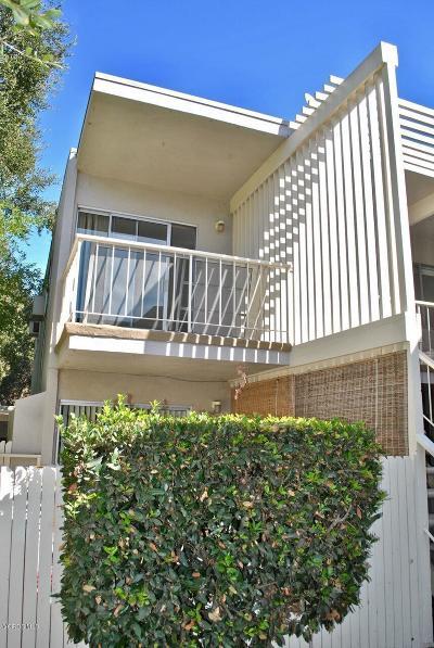 Ojai Multi Family Home For Sale: 106 W Oak Street