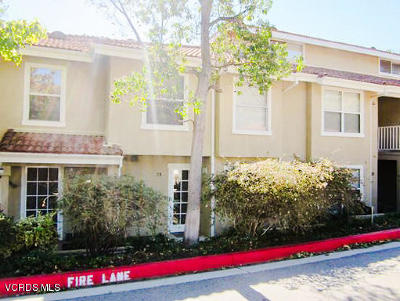 Ventura County Condo/Townhouse For Sale: 2731 Erringer Road #23