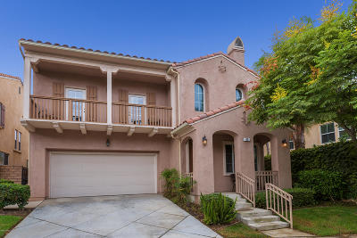 Camarillo Single Family Home For Sale: 65 Calle Cataluna