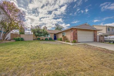Simi Valley Single Family Home For Sale: 2116 Abraham Street