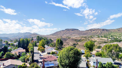 Thousand Oaks Single Family Home For Sale: 2735 Granvia Place