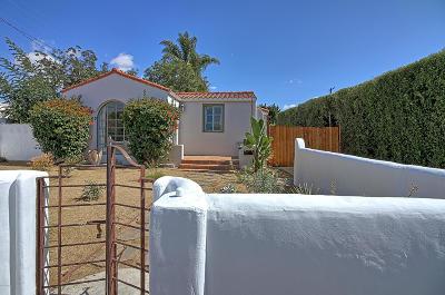 ventura Single Family Home For Sale: 32 S Catalina Street