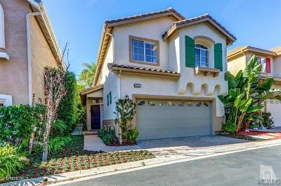 Thousand Oaks Single Family Home For Sale: 3131 La Casa Court