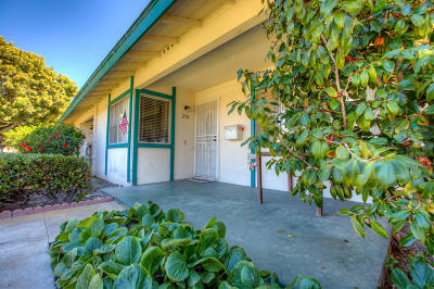 Port Hueneme Single Family Home Active Under Contract: 250 E Fiesta Green