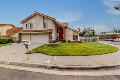 Newbury Park Single Family Home For Sale: 90 Teardrop Court