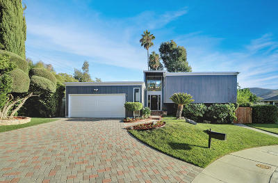 Agoura Hills Single Family Home For Sale: 30502 Portside Place
