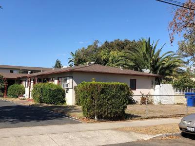 Multi Family Home For Sale: 5747 Fulcher Avenue