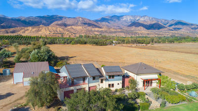 Single Family Home For Sale: 12202 Awhai Ranch Road