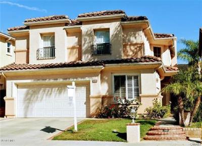Thousand Oaks Single Family Home For Sale: 2910 Florentine Court