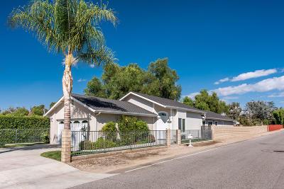 Simi Valley Single Family Home Active Under Contract: 2721 Kadota Street