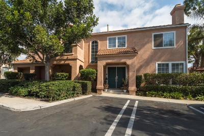 Oxnard Condo/Townhouse For Sale: 1336 Lost Point Lane