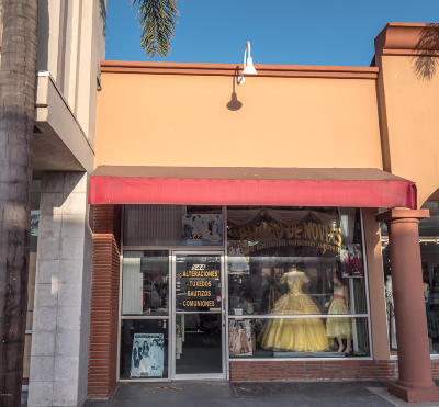 Oxnard Commercial For Sale: 544 S A Street