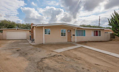 Oxnard Single Family Home Active Under Contract: 3000 Madera Place