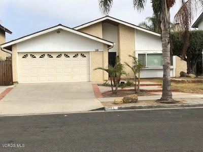 Oxnard Single Family Home For Sale: 921 Indigo Place