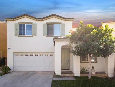 Oxnard Single Family Home For Sale: 1436 Norton Street