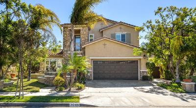Camarillo Single Family Home For Sale: 3046 White Rock Road