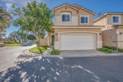 Oxnard Single Family Home For Sale: 1121 Corte Las Holas