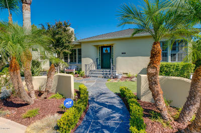 Ventura Single Family Home For Sale: 152 Evergreen Drive
