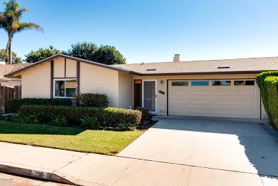 Ventura County Condo/Townhouse For Sale: 230 E Bay Boulevard