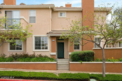 Ventura Condo/Townhouse For Sale: 2434 Kipana Avenue