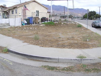 Santa Paula Residential Lots & Land For Sale: Harvard & S 13th St Corner