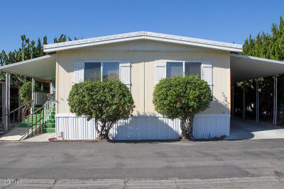 Ventura Mobile Home For Sale: 161 Verdi Road