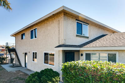 Ventura County Condo/Townhouse For Sale: 1102 Portola Road