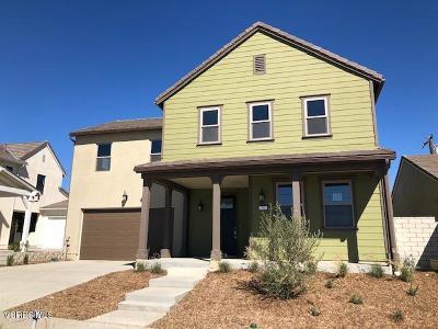 Ventura Single Family Home For Sale: 76 Los Altos Street