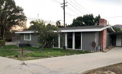 Santa Paula Single Family Home For Sale: 1024 June Street
