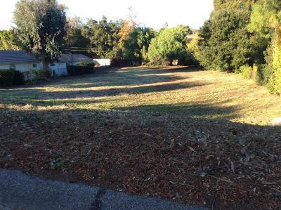 Ventura County Residential Lots & Land For Sale: El Dorado Drive