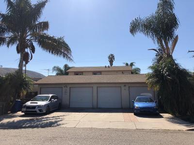 Ventura Multi Family Home For Sale: 56 Comstock Drive