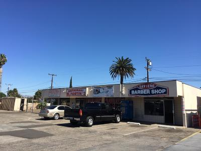 Oxnard Commercial Active Under Contract: 5014 Saviers Road