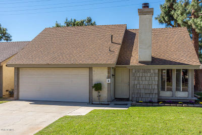 Fillmore Single Family Home Active Under Contract: 661 Fernglen Circle