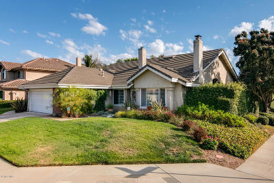 Oxnard Single Family Home For Sale: 2540 Uranium Drive