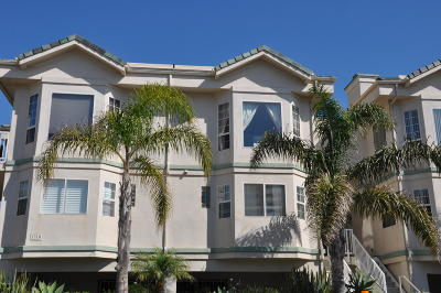 Oxnard Condo/Townhouse For Sale: 1312 Mandalay Beach Road
