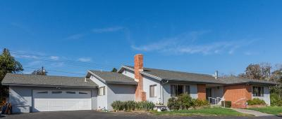 Camarillo Single Family Home Active Under Contract: 253 Anacapa Drive