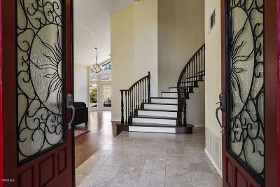 Somis Single Family Home For Sale: 5589 Heatherton Drive