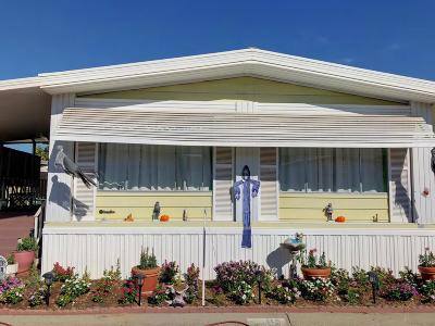 Fillmore Mobile Home For Sale: 250 E Telegraph Road #115