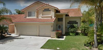 Fillmore Single Family Home Active Under Contract: 423 Mockingbird Lane