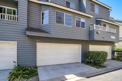 Ventura Condo/Townhouse For Sale: 4975 Telephone Road