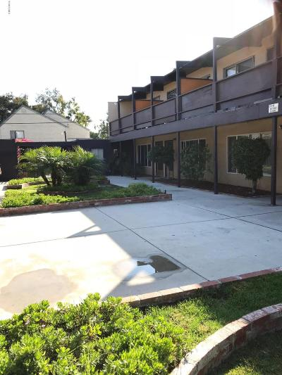 Oxnard Multi Family Home Active Under Contract: 461 W Channel Islands Boulevard
