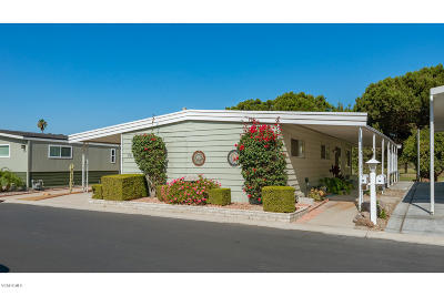 Camarillo Mobile Home For Sale: 25 Isabel Avenue #65